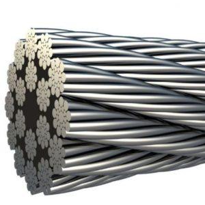 Cablu Rezistent la Rotatie 18×19+FC Mat Gresat