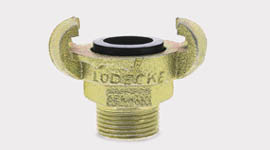 Cuple Gheara Compresor