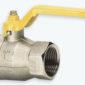 Robinet cu bilă pentru gaze DVGW